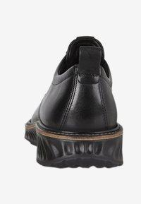 ECCO - ST.1 HYBRID - Volnočasové šněrovací boty - black - 3