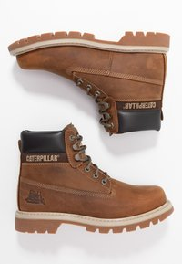 Cat Footwear - COLORADO - Veterboots - dark beige - 1
