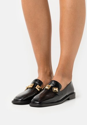 DIONIX - Nazouvací boty - noir