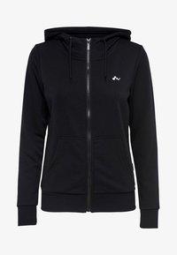 ONLY Play - ONPELINA ZIP HOOD - Zip-up hoodie - black - 4