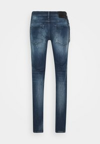 Antony Morato - IGGY TAPERED FIT IN CROSS STRETCH - Slim fit jeans - blue denim - 1