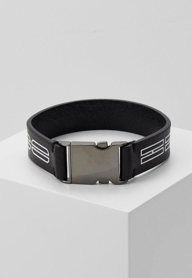 LOGO BRACELET - Bracelet - black
