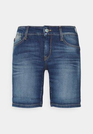 PAOLA - Short en jean - blue