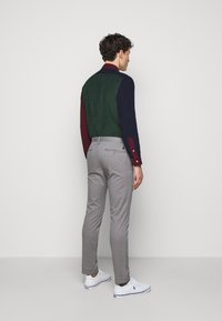 Polo Ralph Lauren - STRETCH SLIM FIT CHINO PANT - Chinos - perfect grey - 2