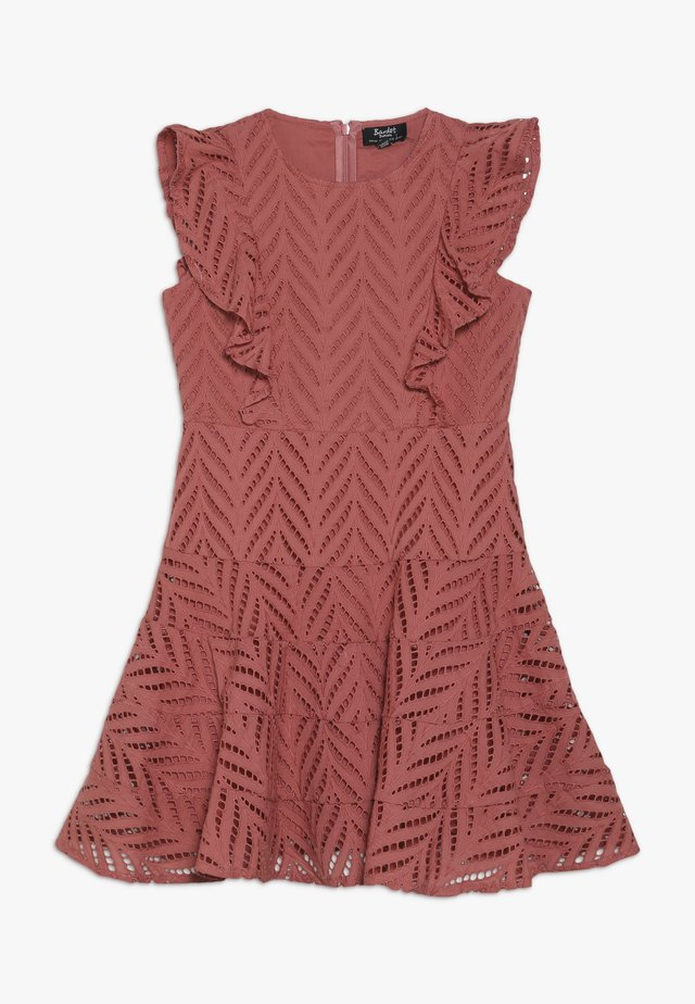 SADIE TRIM DRESS - Cocktailkjoler / festkjoler - rose