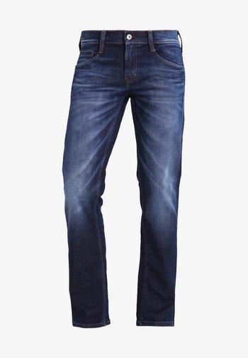 OREGON  - Jeans a sigaretta - dark rinsed