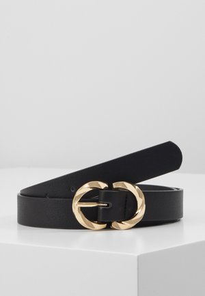 PCTWISTY BELT - Belt - black