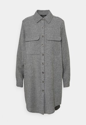WOTON NAMI LONG - Summer jacket - medium grey