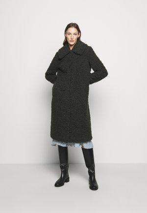 ALFRED - Classic coat - kalamata