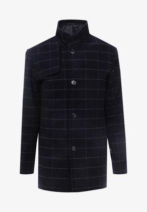 SLHHANNOVER COAT - Cappotto corto - dark navy