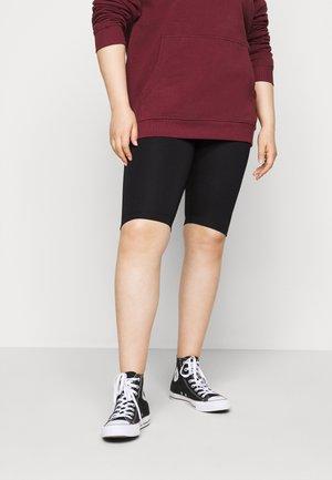 TENDAI - Pantaloni sportivi - black