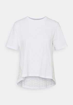 ONLMETTE LIFE  - T-shirts - bright white