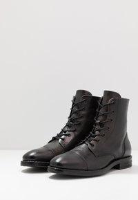 ALDO - GURNARD - Snørestøvletter - black - 2