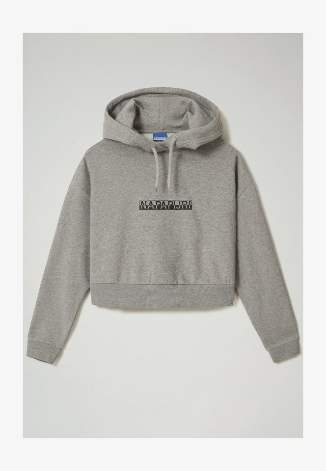 Sudadera - medium grey melange