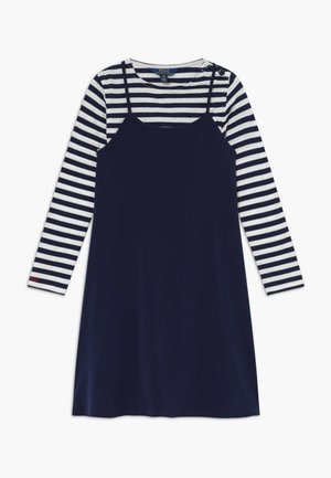 TANK SET - Jersey dress - hunter navy