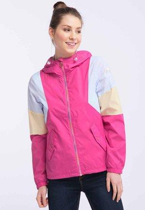 Outdoorjas - pink