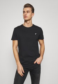 Pier One - T-Shirt basic - black - 0