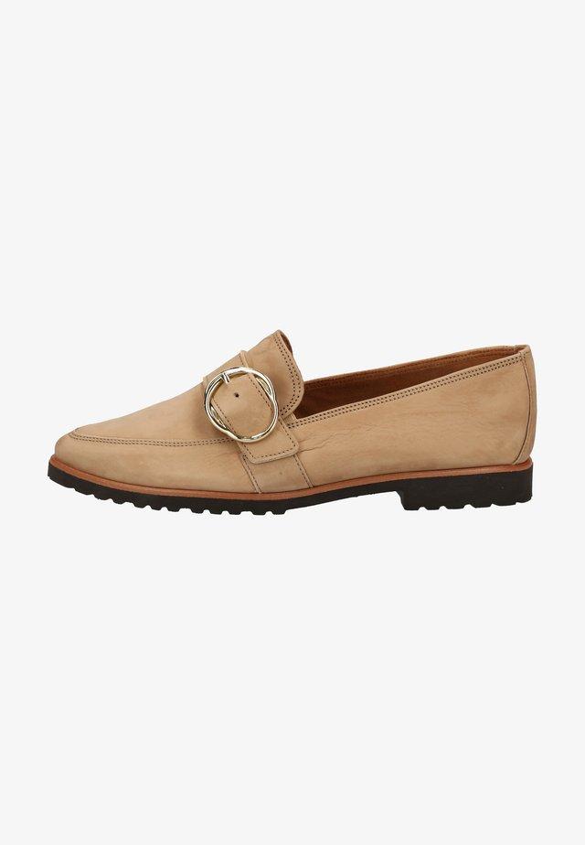 Loafers - rehbraun 037