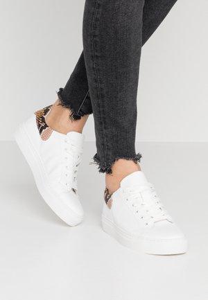 BIASERON  - Sneakers laag - white