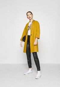 Topshop - Classic coat - mustard - 1