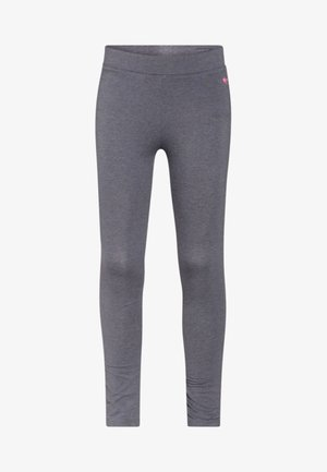 MEISJES  - Leggings - Trousers - dark grey