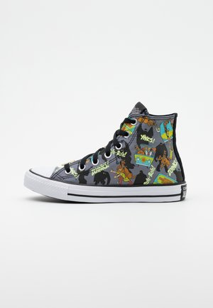 CHUCK TAYLOR ALL STAR - High-top trainers - black/multicolor