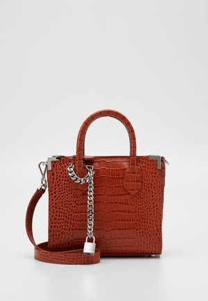 MING - Handbag - rust