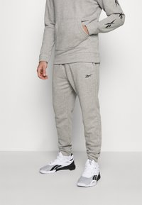 Reebok - VECTOR TRACKSUIT - Trainingspak - grey - 3