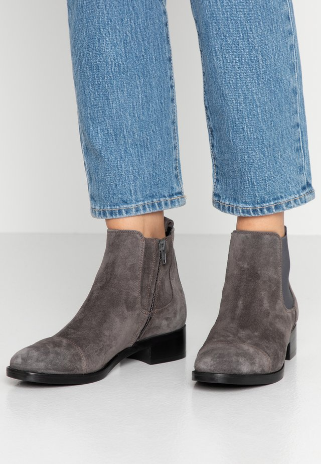 Ankle boots - ash