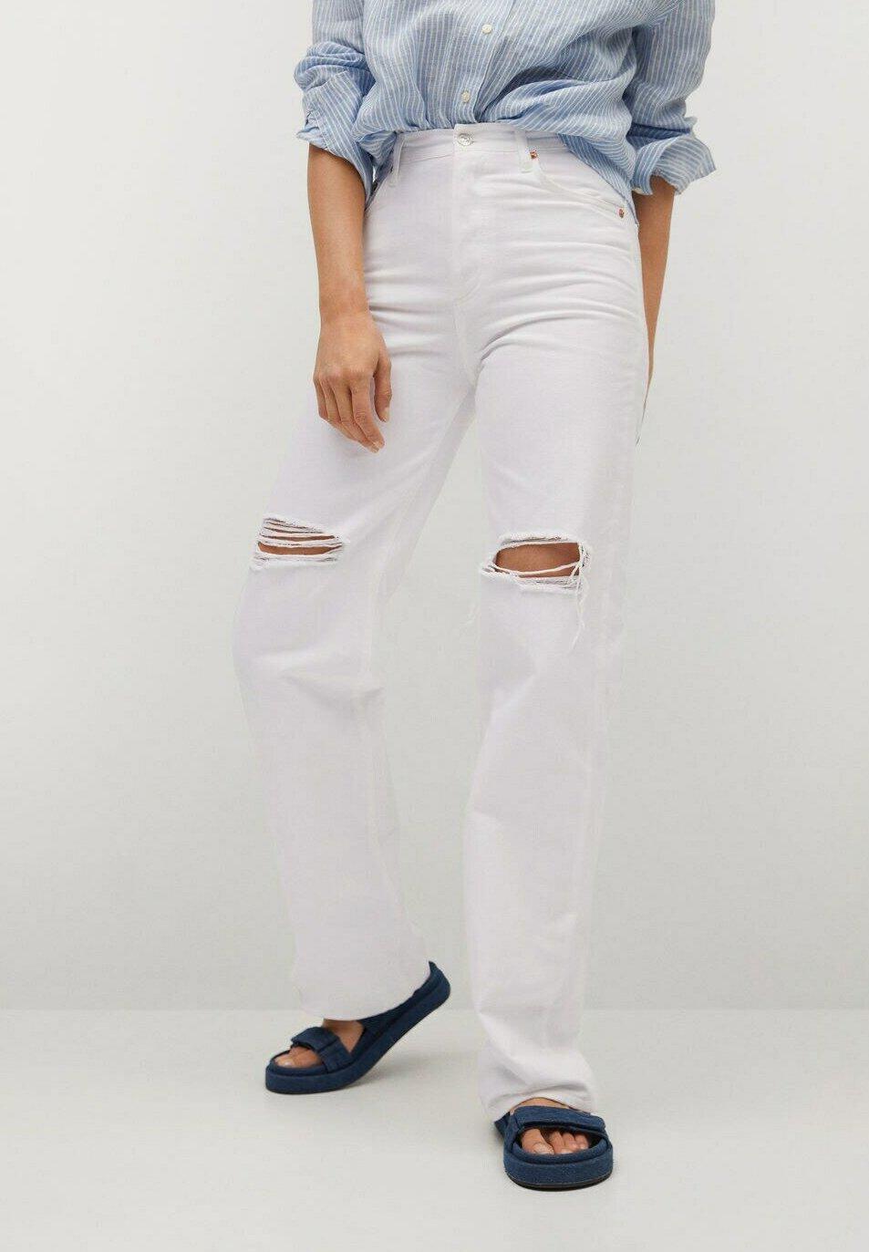 Damer Jeans Straight Leg