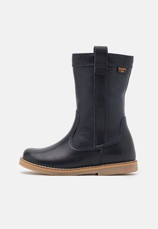 MAXINE TEX NARROW FIT - Boots - dark blue