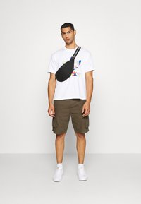 adidas Originals - SPORTS INSPIRED SHORT SLEEVE TEE - Print T-shirt - white/multi-coloured - 1