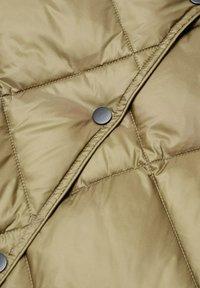 Mango - CROCO - Winter coat - khaki - 7