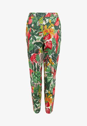 DANBY  - Trousers - palmblattgrün