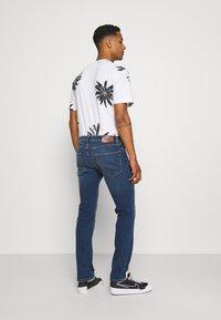 Jack & Jones - ORIGINAL - Jeans straight leg - blue denim - 2