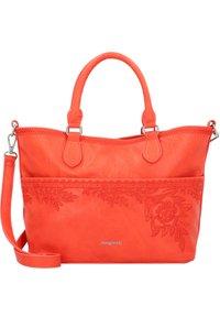 Desigual - LYRICS HOLLYWOOD  - Handbag - coral - 1