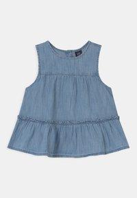 GAP - Denim dress - blue denim - 0