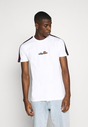 CARCANO - T-shirts med print - white