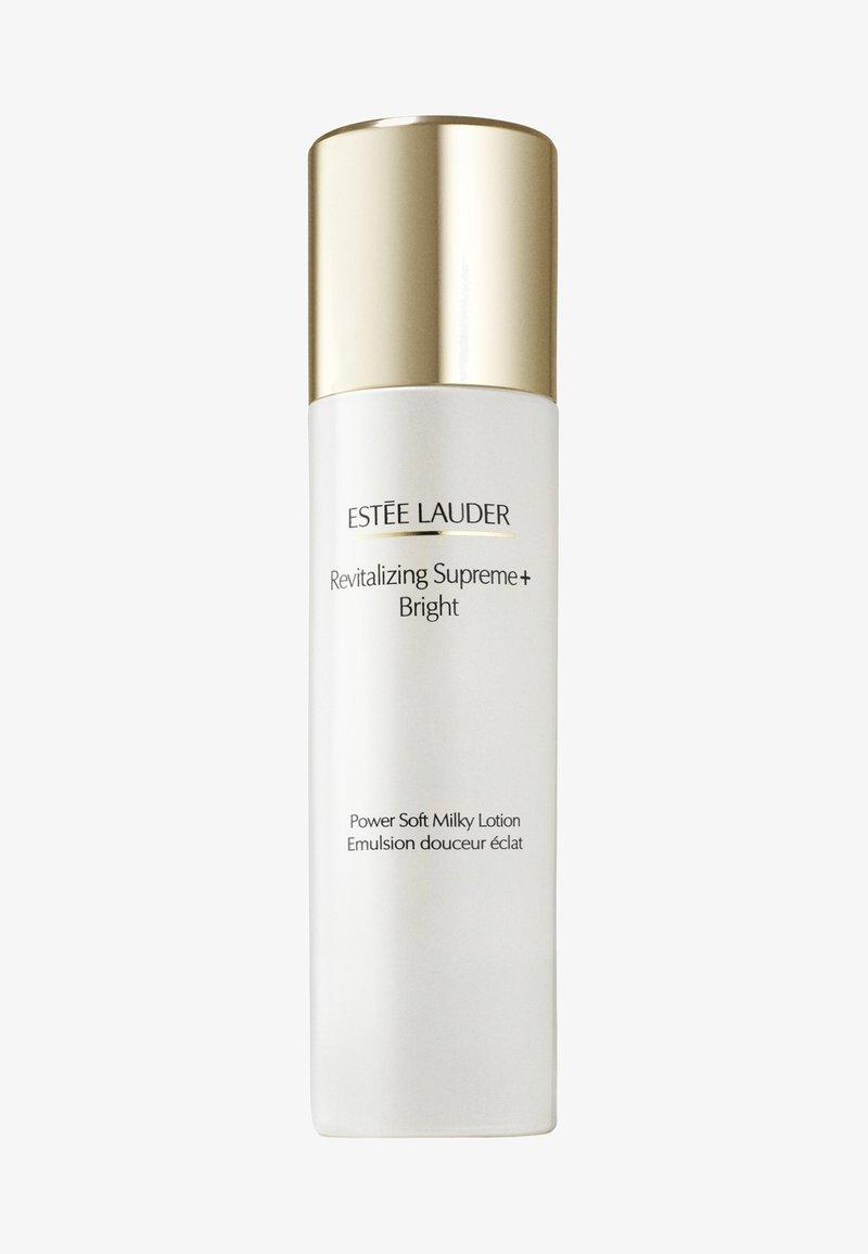 ESTÉE LAUDER - REVITALIZING SUPREME+ BRIGHT POWER MILKY LOTION - Face cream - -