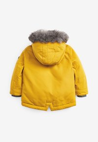 Next - Parka - yellow - 1