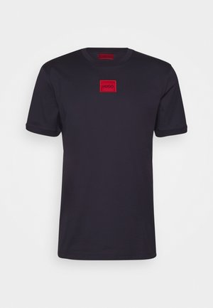 DIRAGOLINO - T-Shirt basic - dark blue