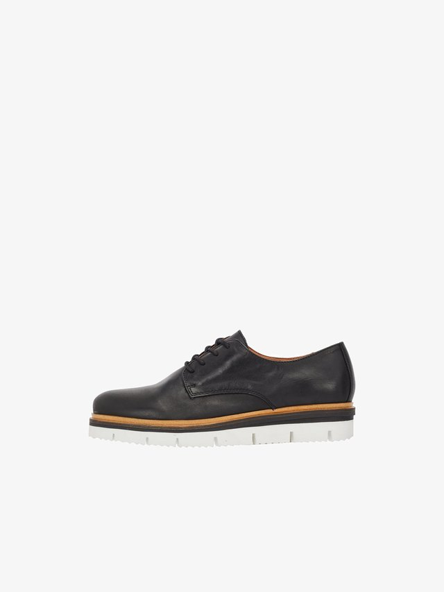 DERBY - Casual lace-ups - black