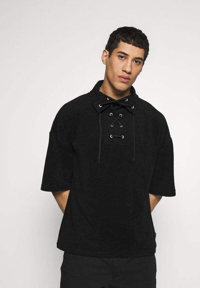 RIPLEY - T-shirt print - black
