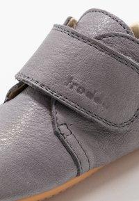 Froddo - NATUREE CLASSIC MEDIUM FIT - First shoes - dark grey - 2