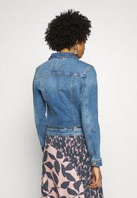comma - JACKET - Denim jacket - blue denim stretch - 2