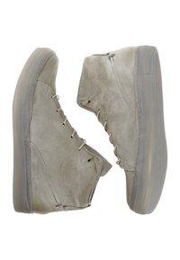 A.S.98 - SAGIT - Sneakers hoog - beige - 4