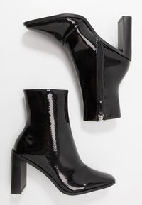 RAID - FRANKY - High heeled ankle boots - black - 3