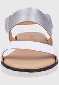 Darkwood - Sandals - silver - 5