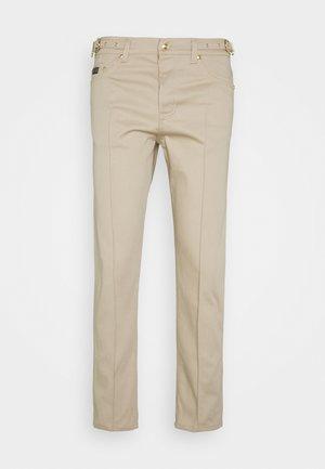 GABARDINE TRUE - Trousers - lark