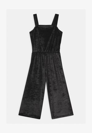 GLITTER - Jumpsuit - black bean